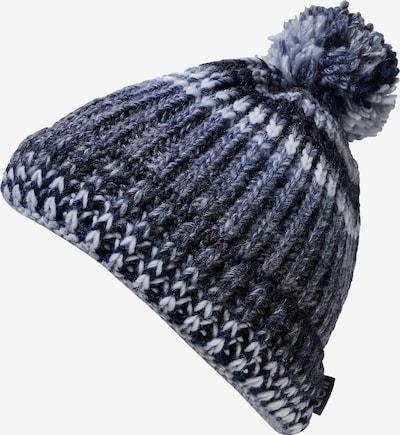 DÖLL Mütze in navy / grau / weiß, Produktansicht