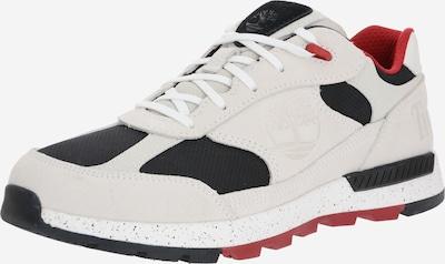 TIMBERLAND Sneakers laag 'Field Trekker' in de kleur Donkerblauw / Rood / Wit, Productweergave