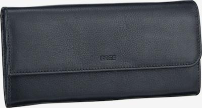 BREE Portemonnee 'Lynn 164' in de kleur Zwart, Productweergave