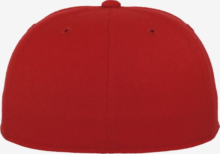 Flexfit Premium 210 Fitted Cap in rot ybYlYil5