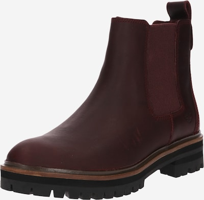 TIMBERLAND Chelsea Boots 'London Square' in bordeaux, Produktansicht