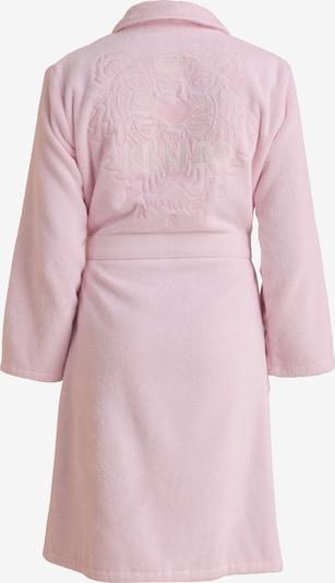 Kenzo Maison Bademantel ICONIC in pink, Produktansicht