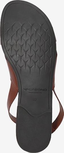 VAGABOND SHOEMAKERS Sandalen in rostbraun: Ansicht von unten