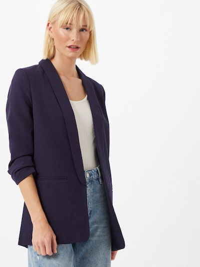 ONLY Blazer in blau, Modelansicht