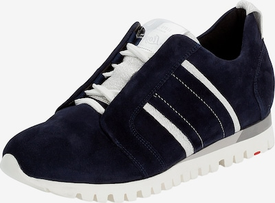 LLOYD Sneaker in navy / weiß, Produktansicht