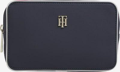 TOMMY HILFIGER Waschtasche in dunkelblau / rot, Produktansicht