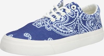 POLO RALPH LAUREN Sneaker in navy / weiß, Produktansicht