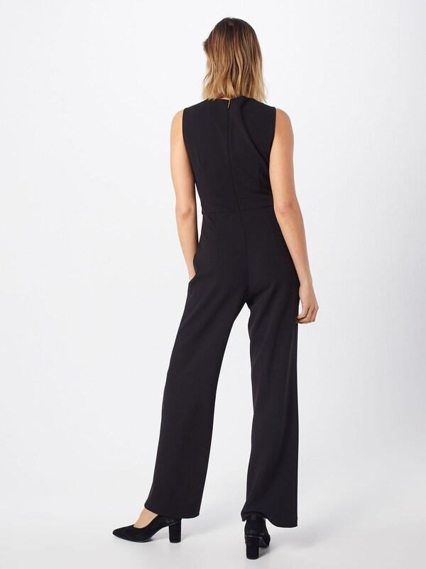 En Noir Dkny Combinaison 'sleeveless Jumpsuit' Xk80PZnNwO