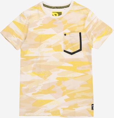 LEMON BERET T-Shirt en jaune, Vue avec produit