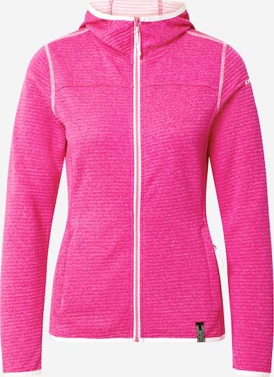 Bluză cu fermoar sport 'Verity' ICEPEAK pe roz, Vizualizare produs