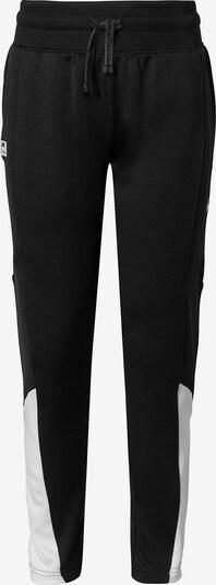 Nike Sportswear Trainingshose in schwarz / weiß, Produktansicht