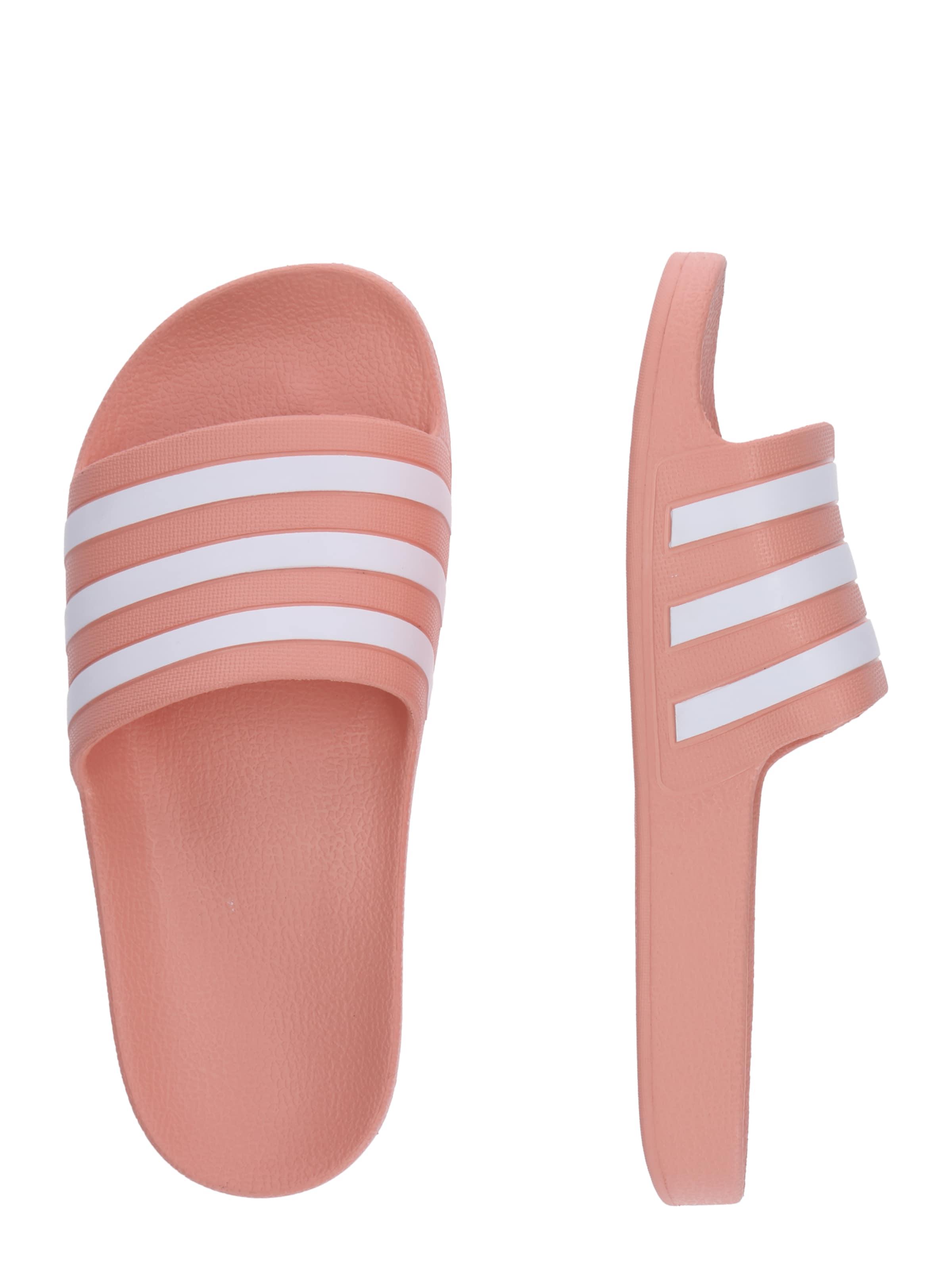 Adidas Aqua' In Pantolette Originals RosaWeiß 'adilette IbDH9WE2Ye