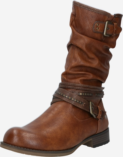 MUSTANG Boot in Cognac, Item view