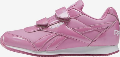 Reebok Classic Sneaker in hellpink: Frontalansicht