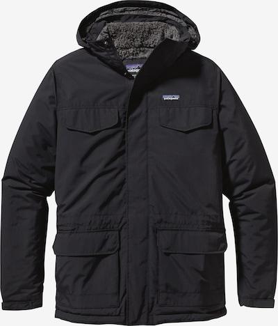 PATAGONIA Outdoorjas 'Isthmus' in de kleur Zwart, Productweergave