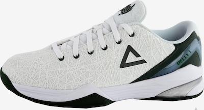 PEAK Basketballschuh 'Delly' in dunkelgrau / weiß, Produktansicht