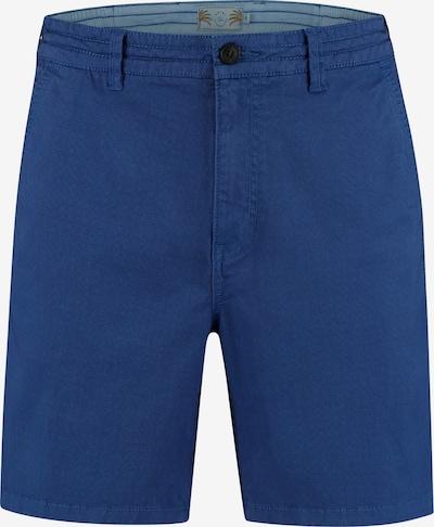 Shiwi Chinobyxa 'Jack' i blå, Produktvy