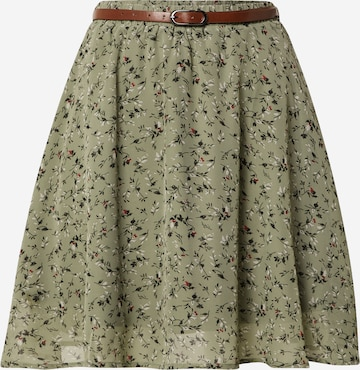 ABOUT YOU Skirt 'Jane' in Green