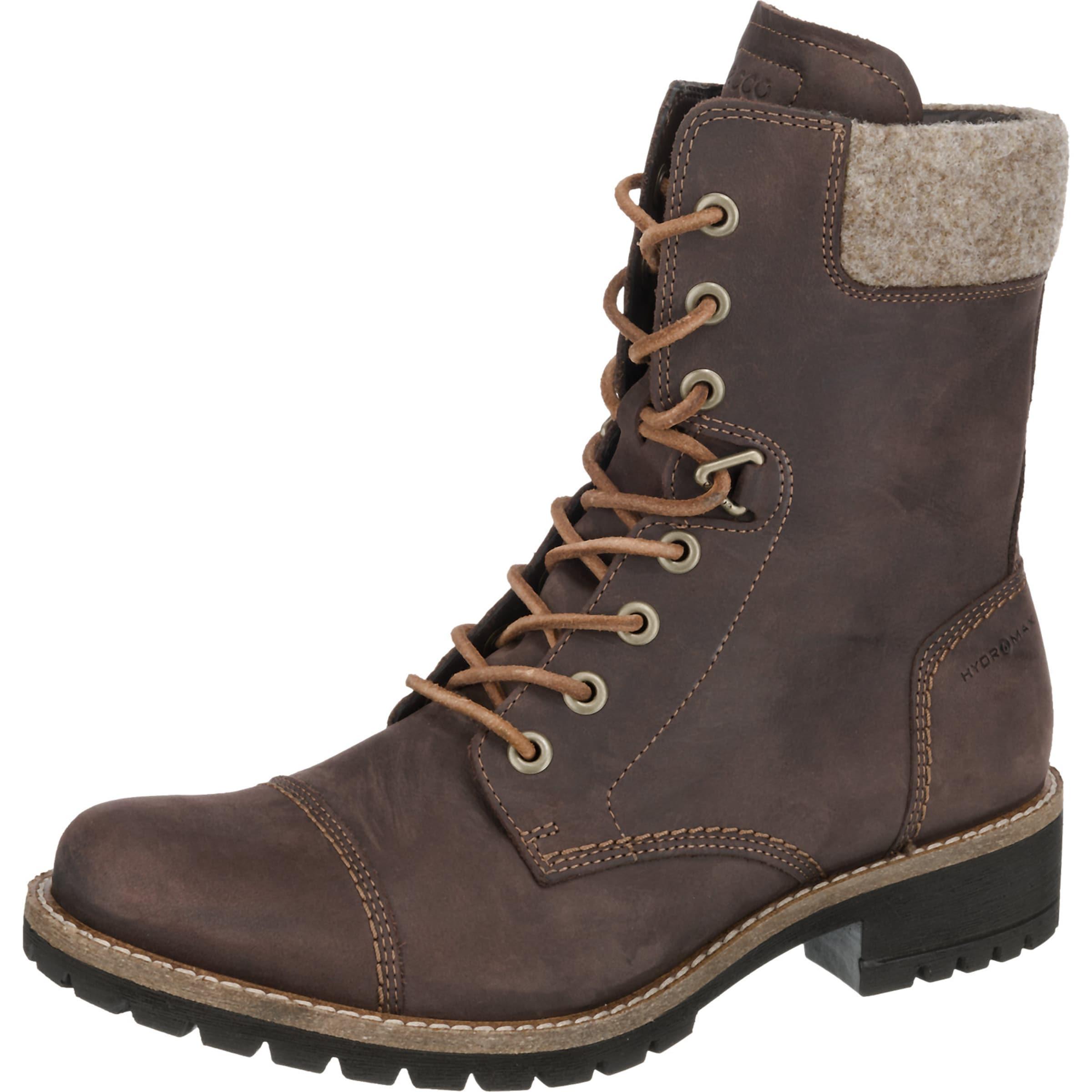 ECCO Elaine Stiefel Verschleißfeste billige Schuhe
