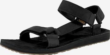 TEVA Sandale in Schwarz