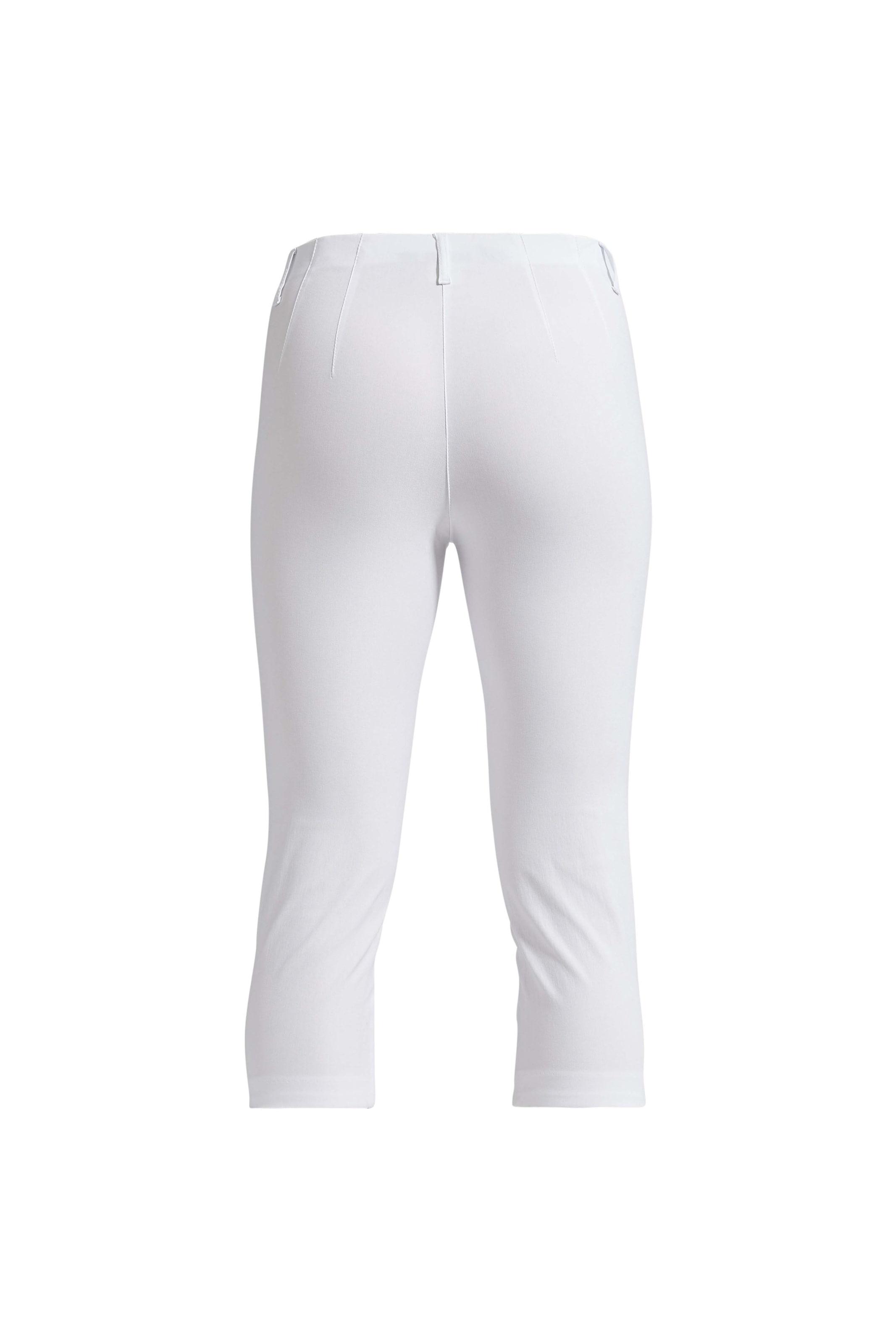 hose Laurie 3 'mona' Look In Weiß 4 Im Eleganten lTK1JFc