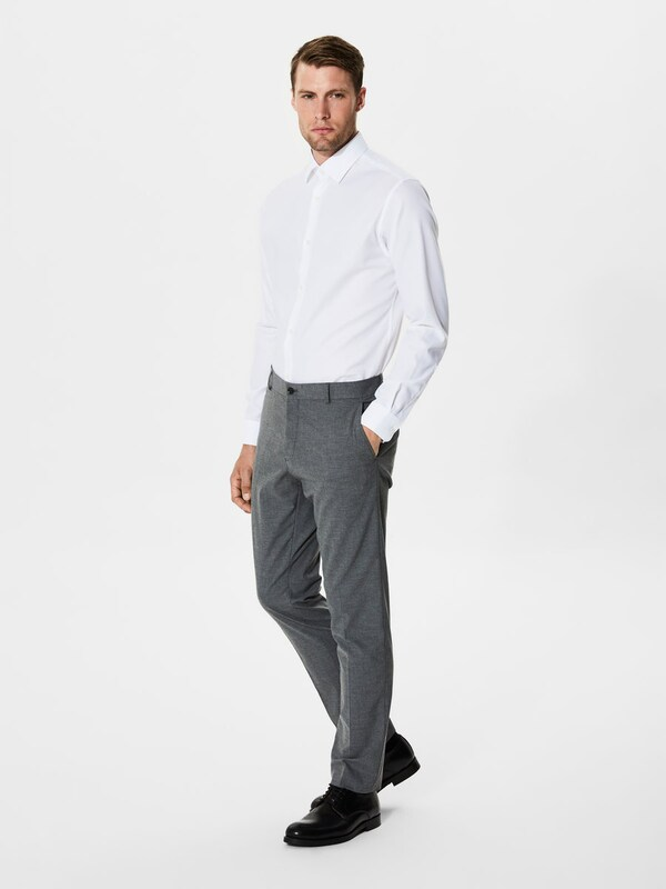 SELECTED HOMME Formelles Slim Fit -Langarmhemd