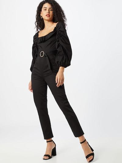 River Island Jumpsuit in schwarz, Modelansicht