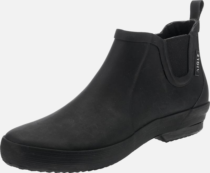 AIGLE Ankle Stiefel 'MALOUINE CHELSEA Gummi Markenrabatt
