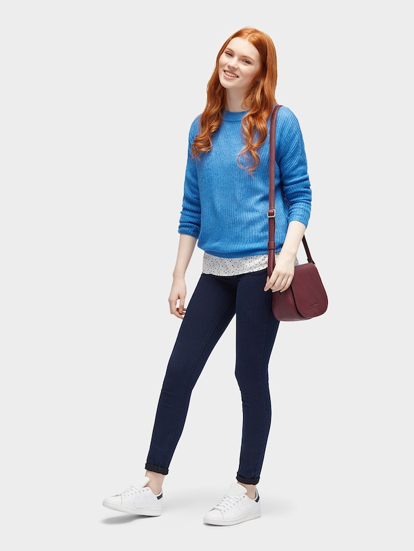 TOM TAILOR DENIM Extra Skinny Jeans 'Nela'