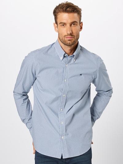 Dalykiniai marškiniai iš SCOTCH & SODA , spalva - tamsiai mėlyna: Vaizdas iš priekio
