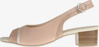 Lei by tessamino Slingpumps in rosa / weiß, Produktansicht