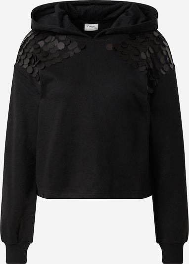 ONLY Sweat-shirt 'ONLROSE' en noir, Vue avec produit