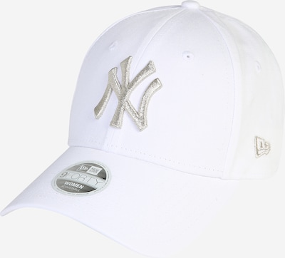 NEW ERA Cap in gold / weiß, Produktansicht