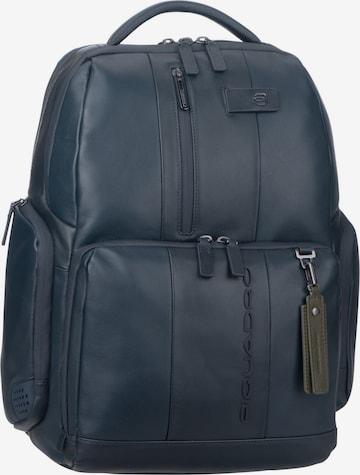 Piquadro Rucksack / Daypack ' Urban 4532 Connequ RFID ' in Blau