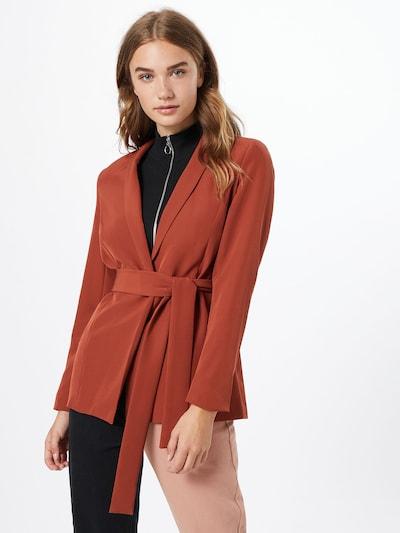 Y.A.S Blazer in orange, Modelansicht