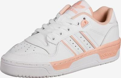 ADIDAS ORIGINALS Schuhe ' Rivalry Low J W ' in lachs / weiß, Produktansicht