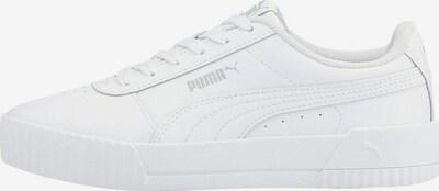 PUMA Sneaker 'Carina L JR' in weiß, Produktansicht