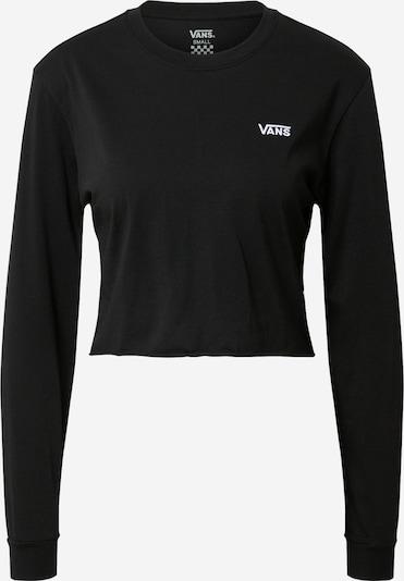 VANS T-shirt en noir / blanc, Vue avec produit