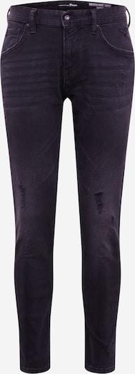 TOM TAILOR DENIM Jeans 'CONROY' in black denim, Produktansicht