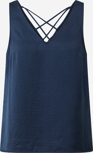 VERO MODA Top 'VESLA' in de kleur Navy, Productweergave