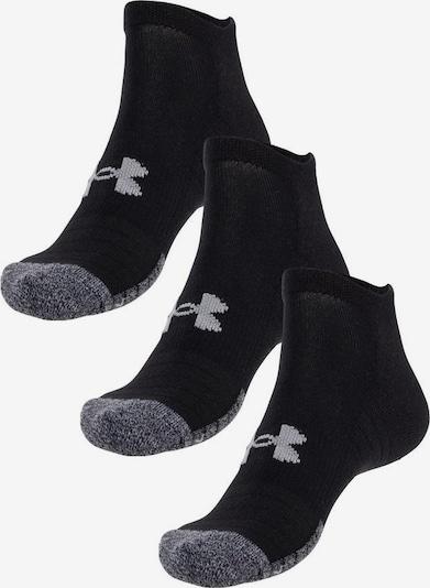 UNDER ARMOUR Socken in schwarz, Produktansicht