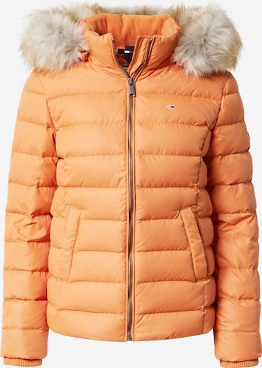 Tommy Jeans Jacke in orange, Produktansicht