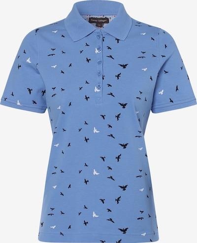 Franco Callegari Poloshirt ' ' in blau, Produktansicht