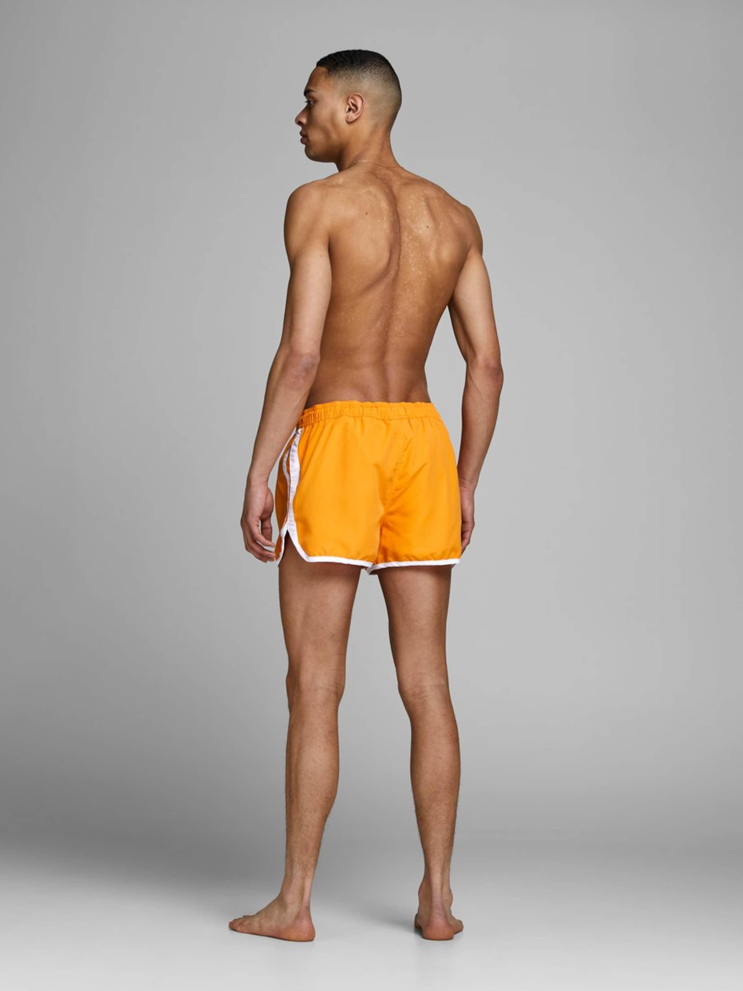 Jackamp; Bain De En OrangeBlanc Shorts Jones Nn0m8wvO