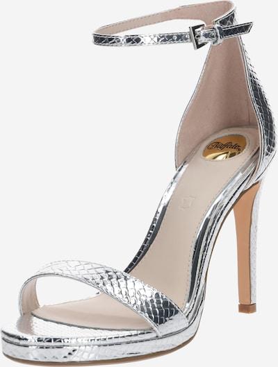 BUFFALO Sandale 'Janna' in silber, Produktansicht