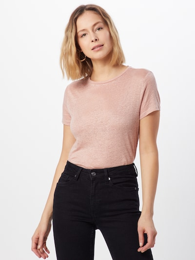 ONLY Shirt 'PATRICE' in rosa, Modelansicht