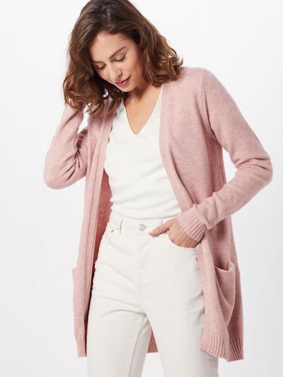 VILA Cardigan 'Ril' en rose, Vue avec modèle