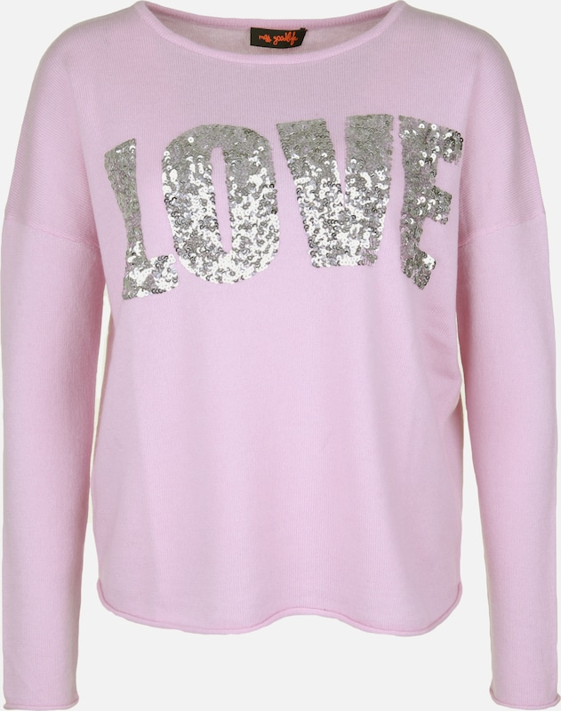 miss goodlife Kaschmirpullover LOVE
