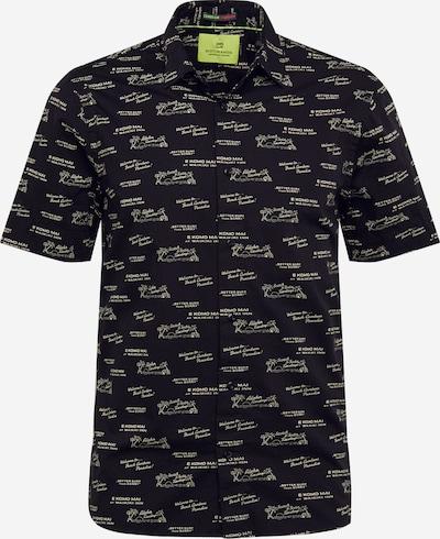 SCOTCH & SODA Hemd in schwarz / weiß, Produktansicht