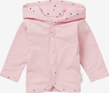 Noppies Knit Cardigan 'Novi' in Pink
